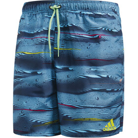 adidas Parley Beach Shorts Men Legend Ink/Core Blue